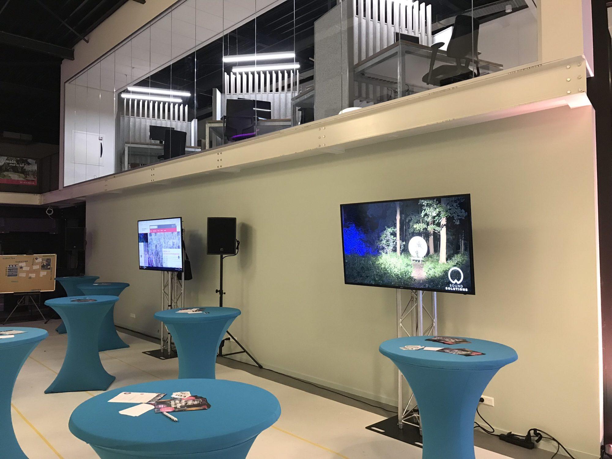 Almelo promotie kennis cafe 2017